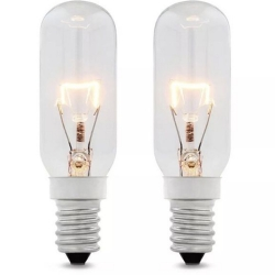 Cooker Hood Bulb 220-240volts 40W Pack of 2