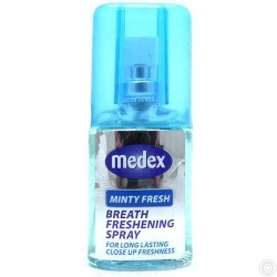 MEDEX BREATH FRESHENING SPRAY 20ML