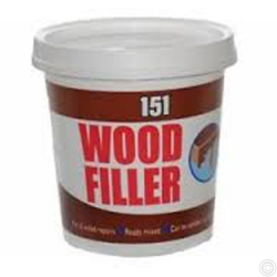 WOOD FILLER (FLEXI TUB) 600G