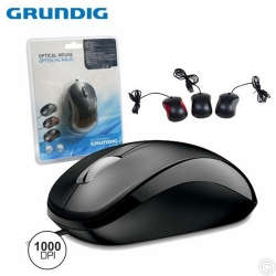 GRUNDIG OPTICAL MOUSE WIRED