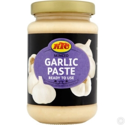 KTC GARLIC PASTE 12x210G - NO VAT