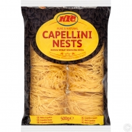 KTC CAPELLINI NESTS 12x500G - NO VAT
