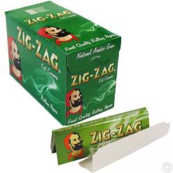 ZIG-ZAG GREEN STANDARD X 100 S
