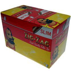 ZIG-ZAG SLIMLINE TIPS (10s) -150s