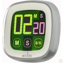 ACCTIM SCROLL TOUCH SCREEN TIMER