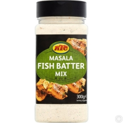 KTC MASALA FISH BATTER 6x300G - NO VAT