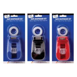 Desk tape Dispenser small & 1 reel Tape