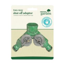 Two Way Shut-off Adaptor