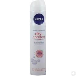 NIVEA BODY SPRAY 200ML -  DRY COMFORT