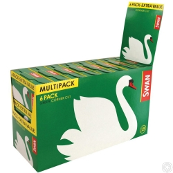 SWAN MULTIPACK GREEN 6 PACK x 24