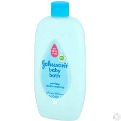 JOHNSON S BABY BATH 500ML