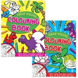 SUPERIOR COLOURING BOOK 80 GSM