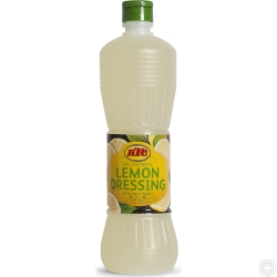 KTC LEMON DRESSING 24x400ML  - NO VAT