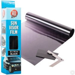 ALL RIDE SUN VISOR 20X150CM