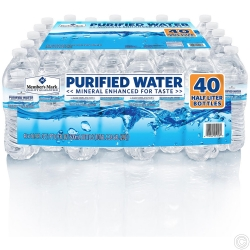 KIRKLAND SPRING WATER 500ML x 40PK