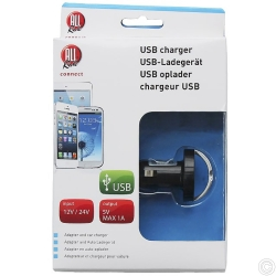 ALL RIDE USB CHARGER