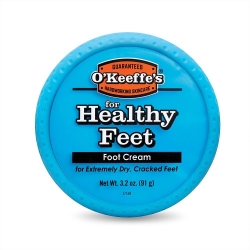 O'KEEFE'S HEALTY FEET CREAM 91G