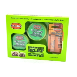 O'KEEF SKINCARE SET  3PC