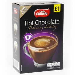 CAFE CLASSIC ASSORTED - LATTE *12PACK*