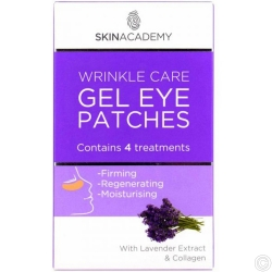 PRETTY WRINKLE CARE GEL EYE PATCHES 4s