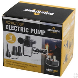 MILESTONE AC ELECTRIC PUMP