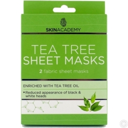 TEA TREE SHEET MASKS 2s