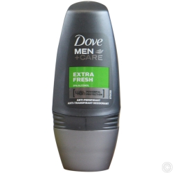 DOVE ROLL ON DEODRANT 50ML - EXTRA FRESH