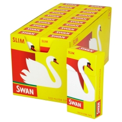 SWAN SLIM FILTER TIPS X 20 PACK