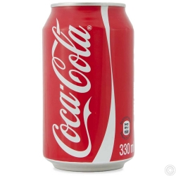 COCA-COLA CAN DRINK 24 CANS