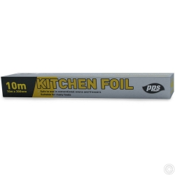 Food Kitchen Foil 10mx300mm 12PK
