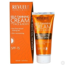REVUELE SELF TANNING CREAM 200ML