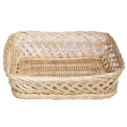 "12X9X3"" Rectangle Lattice Basket"
