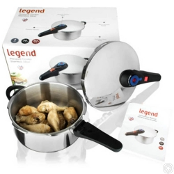 LEGEND PRESSURE COOKER 7LTR