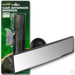 BROOKSTONE CAR INTERIOR MIRROR
