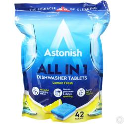 Dishwasher Tablets (42 x 8)