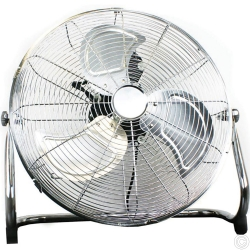 18 INCH METAL FLOOR FAN