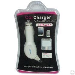 I-POWER CAR CHARGER 3G/4S