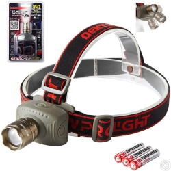 DEKTON PRO SEARCH HEAD TORCH XA160