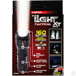 DEKTON TACTICAL XT160 TORCH