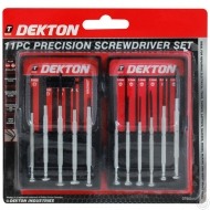 DEKTON 11PC PRECISION SCREWDRIVER