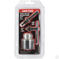 DEKTON KEYLESS CHUCK WITH 1/4