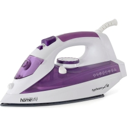 Homelife 'Typhoon X-18`' 2200W Stream Iron - Ceramic Soleplate