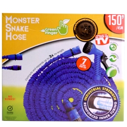 MONSTER SNAKEHOSE BLU 150' - NO RETURN