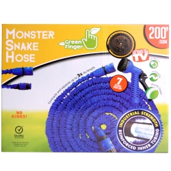 MONSTER SNAKEHOSE BLU 200' - NO RETURN