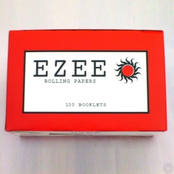 EZEE ROLLING PAPER RED 100 S