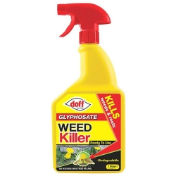 Advanced Weedkiller RTU 1 litre