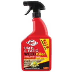 Ready To Use Path & Patio Weedkiller 1 litre