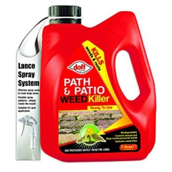Ready To Use Path & Patio Weedkiller 3 litre