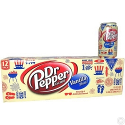 DR PEPPER- VANILA FLOAT