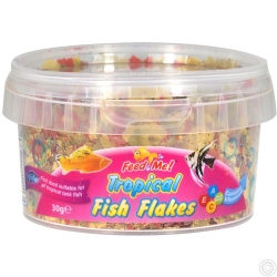 TROPICAL FISH FLAKE 30G